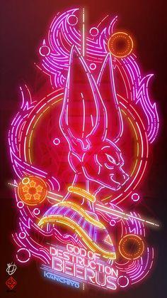 Dragon Ball Z Fandom — ahhh love this. also check out these DBZ fanfics. Dragon Ball Gt, Dragonball Anime, Dbz Wallpapers, Neon Licht, Super Anime, Fan Art, Iphone Wallpaper, Computer Tattoo, Neon Aesthetic
