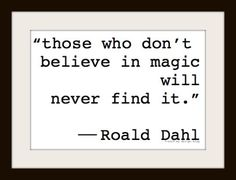 I love all of his books! What's your fav Roald Dahl book? Matilda? Charlie & the Chocolate Factory? The BFG? The Witches? James & the Giant Peach? The Twits? Others?