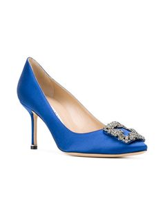Manolo Blahnik Hangisi 70 Pumps - Farfetch