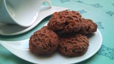 Konyha Naplóm: Csokis keksz Cookies, Chocolate, Food, Crack Crackers, Biscuits, Meal, Cookie Recipes, Schokolade, Eten
