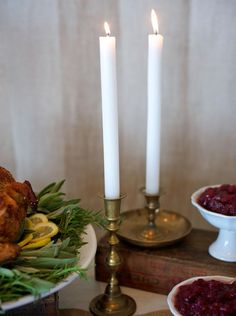 Stress-Less Holiday Entertaining: Set Up a Thanksgiving Buffet : Decorating : Home & Garden Television