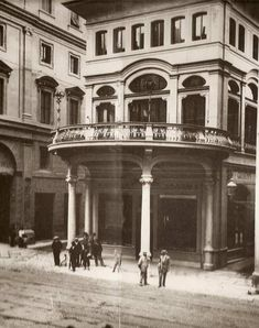 Liberty in Italia - Architettura Liberty a Bologna