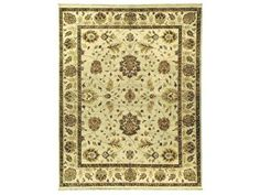 Brand: Kravet Carpet, SKU: Jagapatti- Ivory, Category: , Color(s):  Origin: India, Content: Wool, Quality: Hand Knotted, 100 Knot CT, Jagapatti.