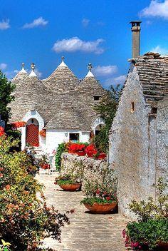 Alberobello - Italy