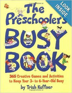 365 Activities for Preschoolers - Recommended by Mom of a child with Autism