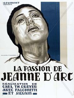 The Passion of Joan of Arc - Carl Th. Dreyer