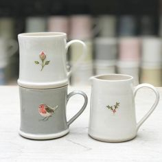 """Hogben Pottery on Instagram: """"We're exhibiting at two shows this week, @thecountrybrocante Midhurst and Country Homes & Interiors, Henley. 🎄 . . . . . #handmadeintheuk…"""" Country House Interior, Country Homes, Pots, Pottery Painting, Beautiful Kitchens, Crafts To Sell, Ceramic Art, Tea Time, Projects To Try"""