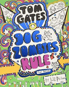 Tom Gates: Best Book Day Ever! (so far): World Book Day 2013 (Tom Gates series) Tom Gates, Funny Books For Kids, Books For Boys, Children Books, Zombie Rules, Good Books, My Books, Toms, World Book Day Costumes