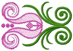 Decoration free embroidery design 24 - Decoration free embroidery designs - Machine embroidery community