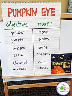 Teach adjective and