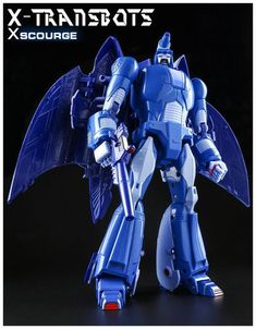Transformers toy X-Transbots MX-II Andras Scourge Action figure Reprint New Transformers Decepticons, Transformers Toys, Beast Machines, Transformer 1, Revenge Of The Fallen, Transformers Masterpiece, Video Game Cosplay, Last Knights, Super Hero Costumes