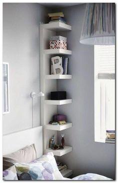Small Bedroom Organization (30)