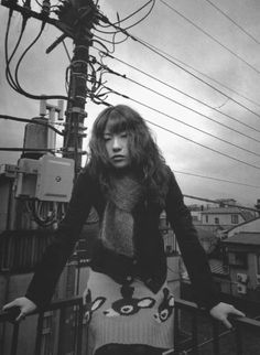 Ultimate Jap girl crush, Shiina Ringo.