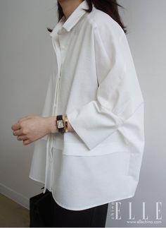 875cc9ffda13 Contemporary Fashion - oversized white shirt Ανεπίσημα Ρούχα