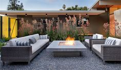 Fire Pit - Monterey, CA - Photo Gallery - Landscaping Network