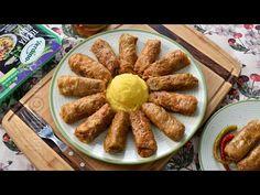 Sarmale vegane, cele mai gustoase sarmale de post   JamilaCuisine - YouTube Sausage, French Toast, Almond, Meat, Breakfast, Ethnic Recipes, Noiembrie, Food, Holidays