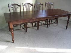 Attractive Reclaimed Wood Table   Farmhouse   Dining Tables   Boston    LakeandMountainHome