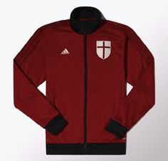 ac milan core jacket red AC Milan Official Merchandise Available at www.itsmatchday.com