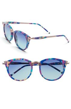 WILDFOX+'Sunset+Deluxe'+50mm+Sunglasses+(Nordstrom+Exclusive)+available+at+#Nordstrom