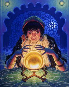 Fortune teller - from waltsturrock.com