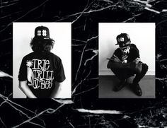 STUSSY BEEN TRILL LOOKBOOK IS WET OUT HERE Stussy... - Cottonfreaks