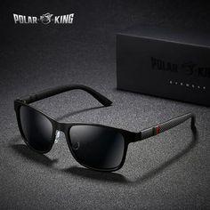 0b4153b5e40 Accessories. POLARKING Brand Metal Designer Polarized Sunglasses For Driving  Men Oculos Square Sun Glasses For Men s ...