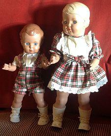 Infos für Puppensammler zum Sammeln von Puppen, Künstlerpuppen und Sammlerpuppen
