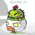 Super Smash Boos - Bowser Jr. by PeekingBoo.deviantart.com on @DeviantArt