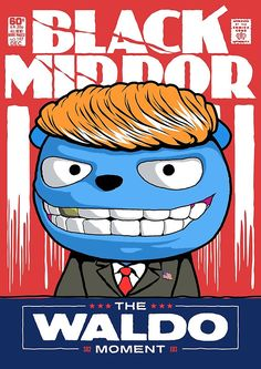 Este artista convirtió episodios de 'Black Mirror' en increíbles portadas de cómics