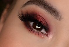 Burgundy fall Makeup Tutorial - Makeup Geek