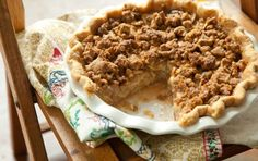 Use our easy homemade pie crust recipe for this apple pie or substitute a store-bought 9 or 10-inch pie shell. Stick with tradition and serve with rich vanilla ice cream or whipped cream, or try topping with a dollop of creme fraiche for a tangy pairing.