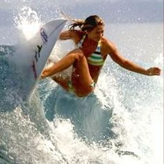 Be able to surf in Australia!