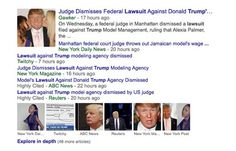 Federal Court Throws Out Huge Lawsuit Against Donald Trump… Media Says Nothing - http://conservativeread.com/federal-court-throws-out-huge-lawsuit-against-donald-trump-media-says-nothing/