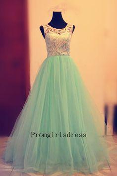 Prom dress Prom Dresses 2015 Prom Dress Long Plus por PromTimes