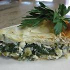 (VEGETARIAN) Spanakopita (Greek Spinach Pie)