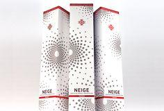 Neige by Chez Valois - global branding - item Packaging Design, Branding Design, Monster Board, Premium Brands, Brand Identity, Design Packaging, Package Design, Brand Design, Branding