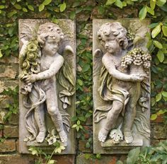 Spring/Summer Wall Plaques, Charleston Gardens Collection.