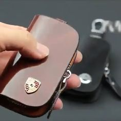 WHAT CAN I DO - The universal key case suitable for most of Car Key Fob and Keyless Entry (CAN'T BLOCKING RFID SIGNAL), when the case inside your purse/bag/pocket/belt, it works great to lock and unlock door or trunk and can prevent accidental open t Password Organizer, Auto Logo, Diy Auto, Vintage Jeep, Car Key Fob, Cute Car Accessories, Diy Clothes Videos, Key Case, Car Logos