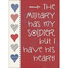 Posterazzi My Soldier Canvas Art - Jo Moulton (18 x 24)
