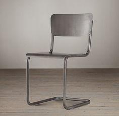 Metal Schoolhouse Chair | Metal Chairs | Restoration Hardware