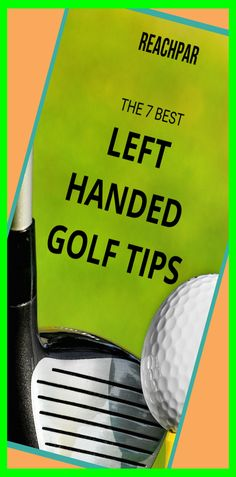 7 Left Handed Golf Tips You Need To Know | ReachPar.com | Golf Tips | Golf Chipping Drills | ... | How To Fix A Slice Golf | Chipping Golf | Golf Tips | Pitching Lessons Golf. Striking much better chip shots needs a couple of principles, many of which get neglected by beginner and much better players alike. Let's look at a few and ... #fathersongoals #golflessons #Golf Chipping Golf Chipping Tips, Golf Instruction, New Golf, Golf Irons, Golf Lessons, Best Player, Golf Tips, Drills