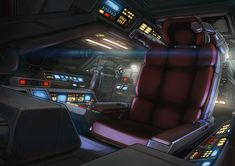 spaceship cockpit interior - Google Search