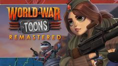 [Video] [World War Toons] World War Toons: Remastered Announced! #Playstation4 #PS4 #Sony #videogames #playstation #gamer #games #gaming