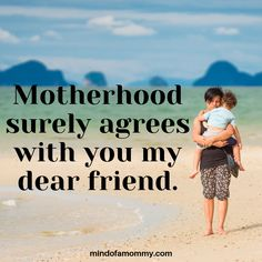 Best Mom Quotes mindofamommy.com/best-mom-quotes  #momlifeisthebestlife #momlife #motherslove #momblogger #momlifebelike #momblog #mom #newmom #mindofamommyblog #mindofamommy #beingamom #littleone #mommyblogger #baby #newbaby #motherhood #firsttimemom Best Mom Quotes, My Dear Friend, Life Is Like, Mothers Love, Mom Blogs, New Moms, First Time, New Baby Products, Instagram