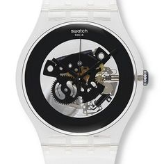 Swatch Black Ghost