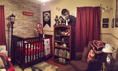 Harry Potter nursery shot 3