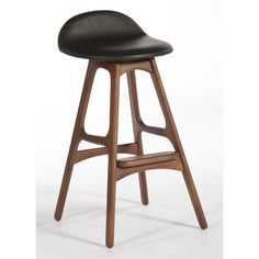This Swivel Bar Stool with a swivel seat is expertly crafted from solid beechwood with a comfortably cushioned full grain leather seat that curves slightly upwards adding additional back support. This stool is suitable for commercial use.
