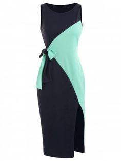 Soaked in Luxury Charlie Dress mekko Sininen Naiset