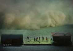 The storm by JennyDeGroot via http://ift.tt/2lRlLVa