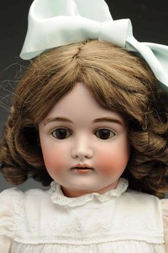 Splendid Kestner Child Doll. : marked K made in Germay 14 164
